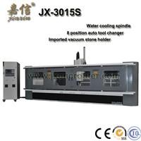 Jiaxin Tools Changing Stone CNC Cutting Milling Machines (JX-3020S)