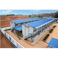 Low cost modular houses