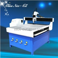 Nice-Cut wood engraving cnc router/ Computer Controlled Wood Router NC-B1212