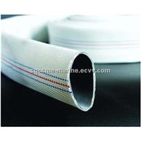 PVC Lining Fire Hose rubber material fire hose