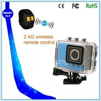 50M waterproof 1080P sport camera wifi support PC cam H.264 full hd wide angle