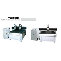 CNC Engraving Machine, CNC ROuter - Art&Craft CNC Router Machine