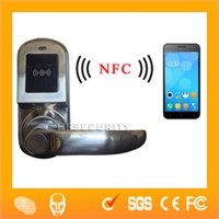 Wholesale Abibaba Home Card Reader NFC Door Lock (HF-LM9)