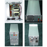 Industrial microwave oven power