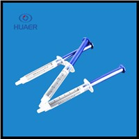 3ml,5ml & 10ml Teeth Whitening syringe gel HR-TWG15