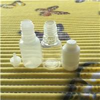 New Design 8ML PET Clear  Bottle For E-cigarette Plastic light Oil Bottle Childproof Cap Bottle