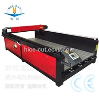 NC-C1325 laser flat bed engraving CO2 laser machine for engraving stone marble