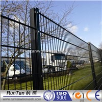 Powder Coated Double Wire Fence