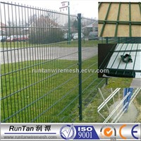 Frame Material Double Wire Fence