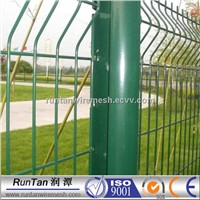 3d fold welded wire mesh fence