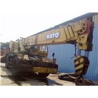 Used Kato KR-500 crane