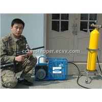 air compressor for fire fighting