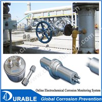 Online Electrochemical Corrosion Monitoring System