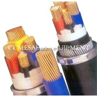 EPR Insulated, CPE sheathed, Marine Cables