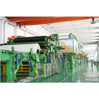 A4 Writing paper&printing paper&copy paper making machine--2640mm type