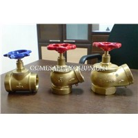brass fire hydrant(fire valve,indoor fire hydrant)