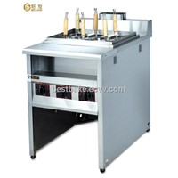 Free standing gas convection pasta cooker BY-GH776