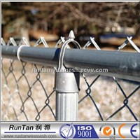 galvanized chain link fence pipe