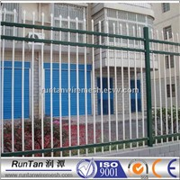 iron fence and gate price