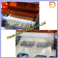 Multifunction dumpling wrapper making machine, automatic noodle making machine