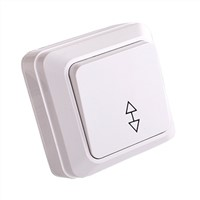 surface 1 gang  2 way wall switch