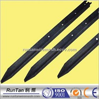 6ft black star pickets/ star pickets price