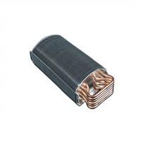 Big Power Copper Pipe Aluminum Fin HeatSink For Projector Machine