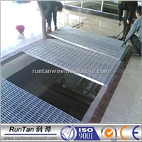 Hot Dipped Galvanized steel driveway grates grating / steel grating / grating