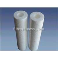 pp sediment/spun/melt blown filter cartridge for water filtration in pharmaceutical, chemical