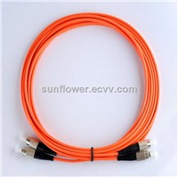 FC-FC Fiber Patch Cord (PC/UPC Multi Mode Duplex)