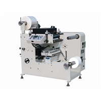 High Speed Automatic Flexo Label Coating Machine (WJRS-350)