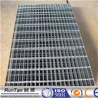 Hot Dipped Galvanized Serrated Steel Bar Grating