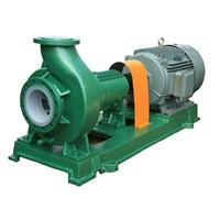 IHF type Teflon coated centrifugal pump