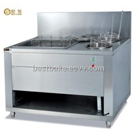 Powder Wrapping Table with Motor BY-GU1200
