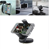 Universal Car Windshield Mount Holder Bracket For iPhone 5/4 Phones GPS PSP iPod