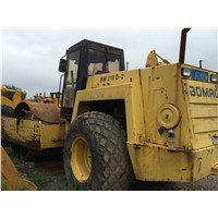 Used Bomag 219D-2 Roller Compactor