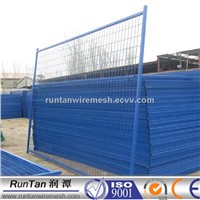 2015 Hot Sale Tubular Temporary Fence Panels for Canada