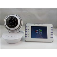 "3.5"" LCD Screen Digital Wireless Video Baby Monitor"