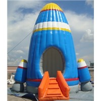 610GSM PVC Inflatable Tent/PVC Coated Fabric