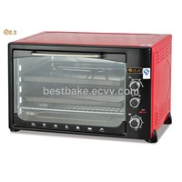 Stainless Steel Electric Baking Oven BY-EB70RC