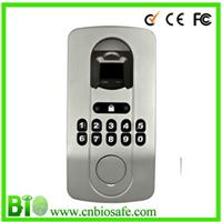 Elgant Small Size Fingerprint Cheap Door Locks Without Handle(HF-LA200)