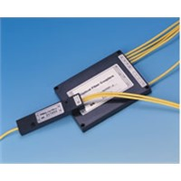 Fiber optic coupler splitter