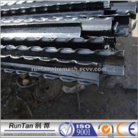 Low Carbon Steel Y Post Use for Agriculture Post