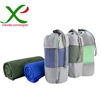 Quick Drying Microfiber sport yoga towel and golf towel