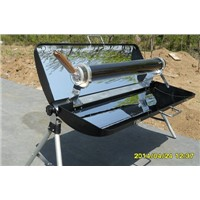 high quality outdoor camping solar stove bbq gril