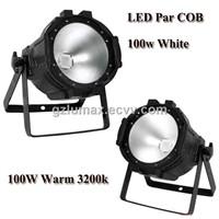 100w LED Par COB White Pub Light/Effect Light/Decorate Light