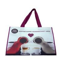 fashionable laminated nonwoven shopping bag