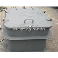 Aluminum Sunk Watertight Hatch Cover