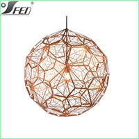 Tom Dixon Etch Light Web Pendant energy saving lamp for sale