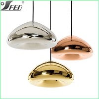 Tom Dixon Void Light Copper Pendant Lighting for office